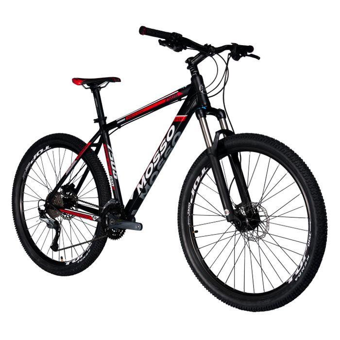 "BICYCLE MTB-27,5"" MOSSO-7506 SHIMANO ACERA300-3x9"
