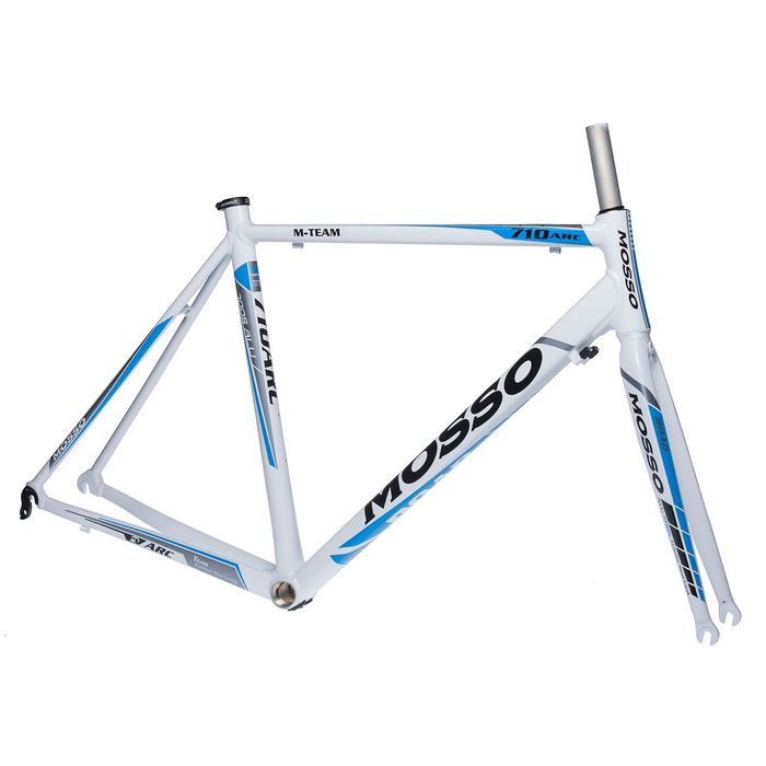 FRAME ROAD MOSSO 710ARC with  ALUMINUM FORK