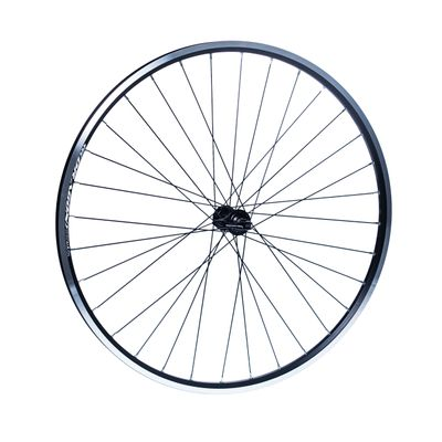 "FRONT WHEEL  REMERX DRAGON 28"" HUB NOVATEC  / 32-holes . BLACK colour"