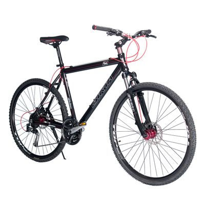 BICYCLE   BIRIA CROSS MEN'S  - TX/ ALIVIO 3x8 MECHANIC DISC BRAKE Black