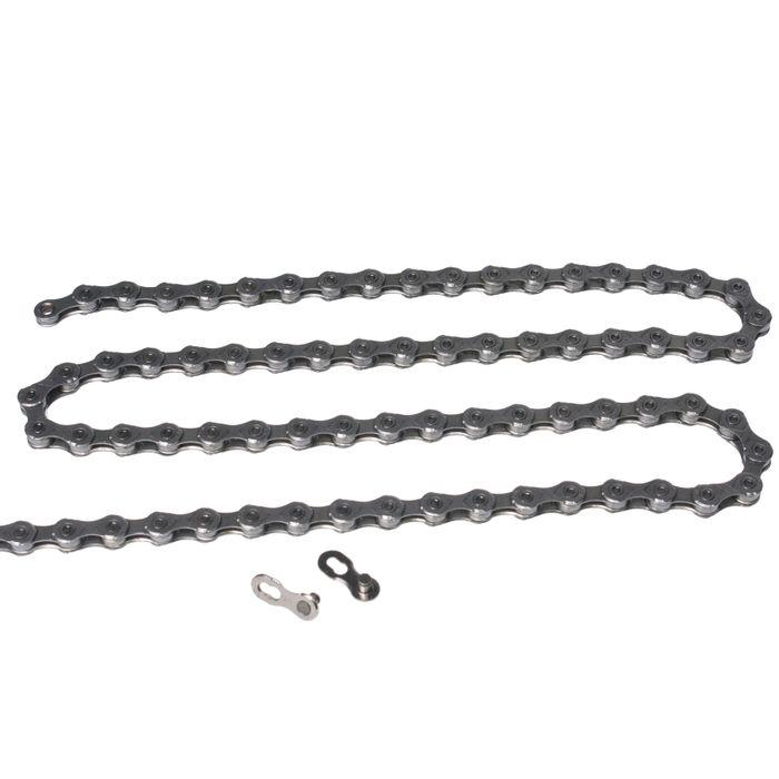 ŁAŃCUCH KMC X10 - 116 ogniw /  10- rzędowy +  spinka CL-559R