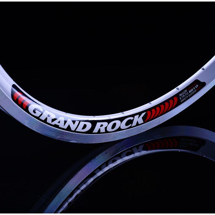 OBRĘCZ GRAND ROCK 622x19X36-otw.-BIAŁA