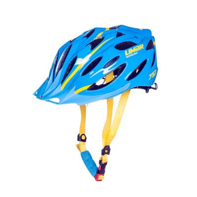 HELMET MTB LIMAR 757 SUPERLIGHT Col. Blue / Yellow  - Size: M (52-57 cm)