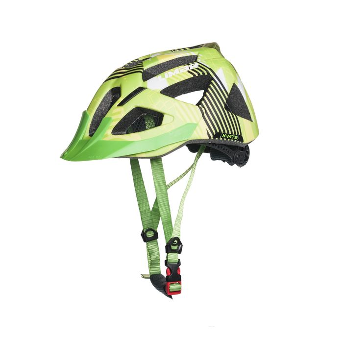 HELMET MTB LIMAR X-MTB M-(52-57 CM) LIGHT MATT GREEN