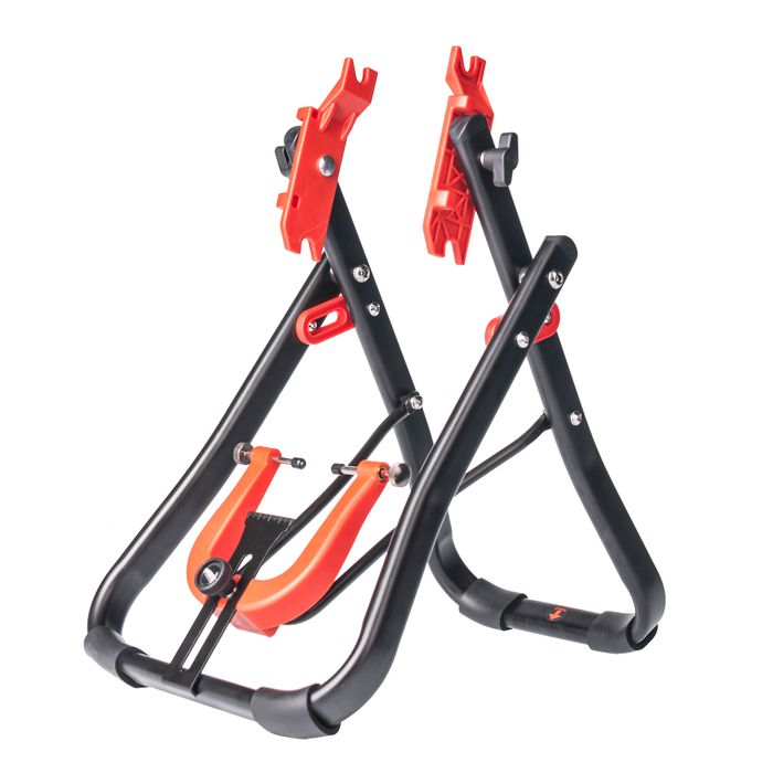 "WHEEL TRUING STAND 16""-29""  SUPER-B"