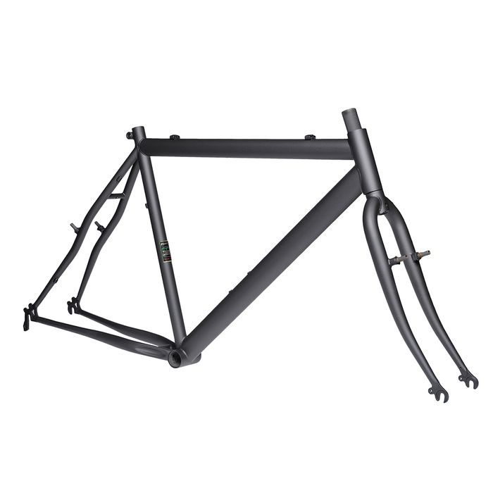 "FRAME MTB-26"" HI TEN -CR-MO ""SCHAUFF"" with FORK"