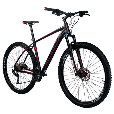 """BICYCLE MTB-29"""" MOSSO-2915-DEORE 3X10 - Frame Size: 17"""""""