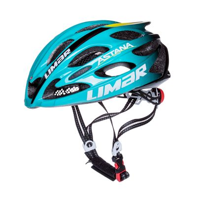ROAD HELMET LIMAR ULTRALIGHT+ TEAM ASTANA  - Size : L ( 57-61) cm