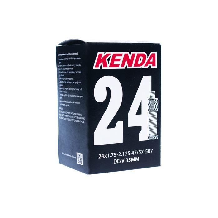 """DĘTKA """" KENDA MOLDED 24"""" x 1,75 - 2,125 ( 47/57- 507) WENTYL : """"DV"""""""