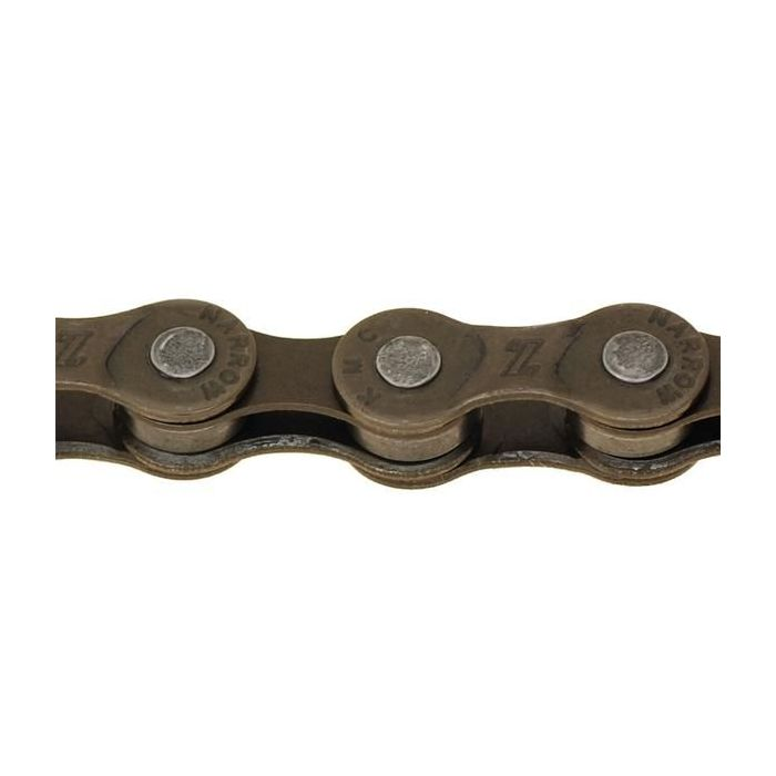 CHAIN  KMC Z 51 116- LINK  6/ 7- SPEED / BROWN