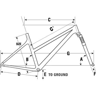 Geometria ROWER BIRIA CROSS DAMSKI - TX/ ALIVIO 3x8 HAMULCE TARCZOWE MECHANICZNE Kol. Czarny matt.