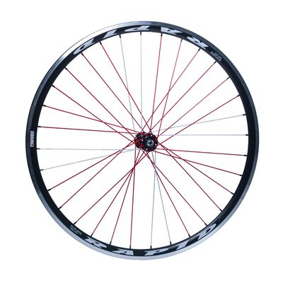 "FRONT WHEEL REMERX RAPID 28"" HUB  SHIMANO 105 HB5800 / 32holes  Black colour"