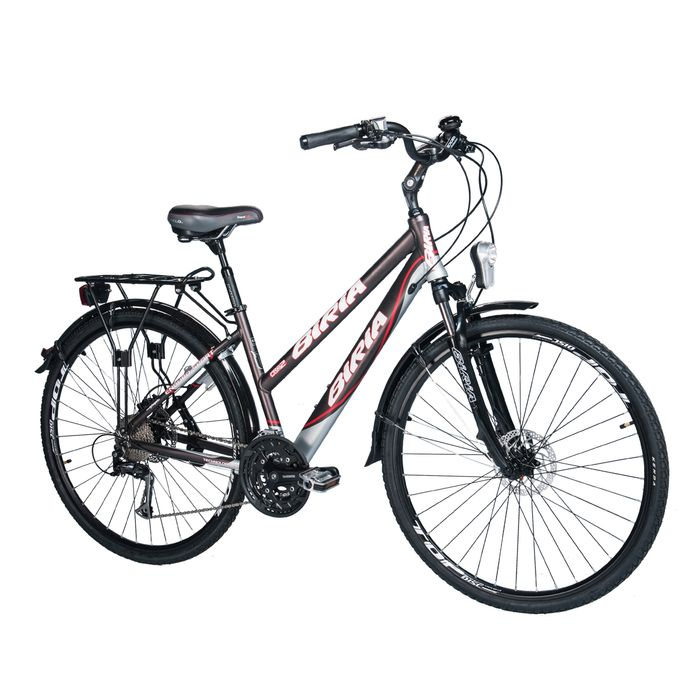 "TREKKING BICYCLE LADIES  ""BIRIA"" ALIVIO-3x9-BRAKES PROMAX"
