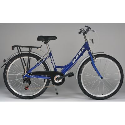 "BICYCLE BIRIA TC-24"" SHIMANO - 6 SPEEDS Blue"