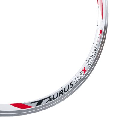 "RIM REMERX - TAURUS - 28"" (622 x 14) - 36 holes, Silver colour  - 32 holes"