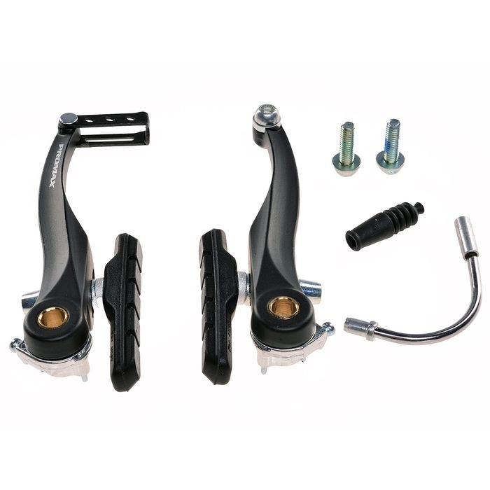 BRAKE ALU V-BRAKE ' PROMAX ' / H-110mm BLOCK - 70mm ( FRONT + TBACK )