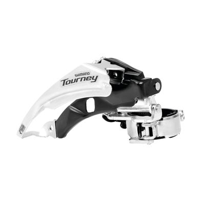 FRONT DERAILLEUR SHIMANO  FD-TY510  TOURNEY  / 31,8-34,9 mm