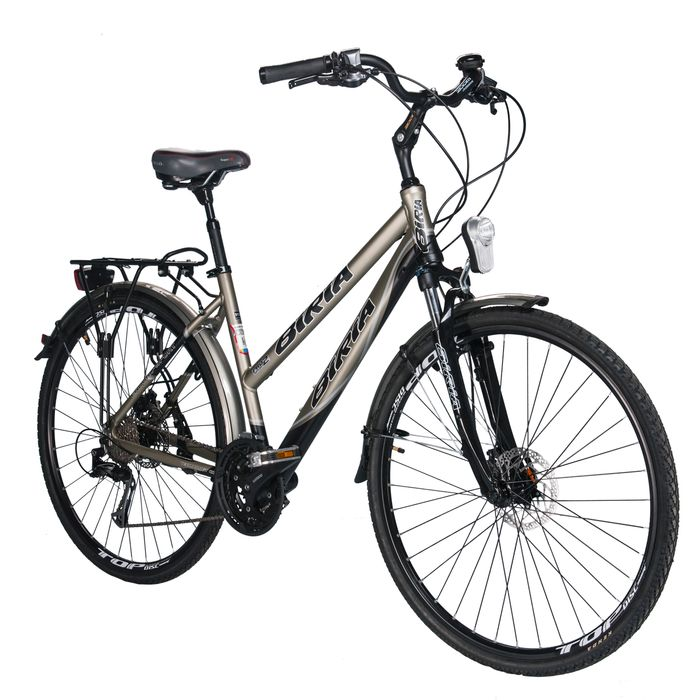 "TREKKING BICYCLE LADIES I ""BIRIA"" ALIVIO-3x9-BRAKES .PROMAX"