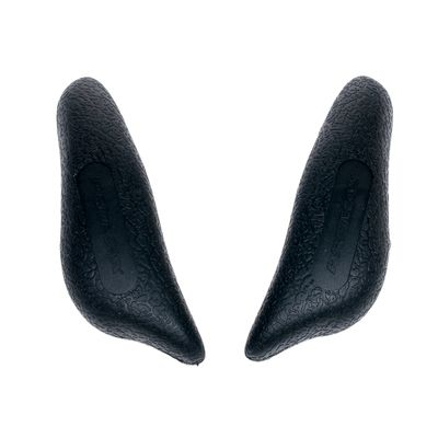 "BAR ENDS ALUMINUM  ""PROMAX""BE-316 -124mm- MATT BLACK"