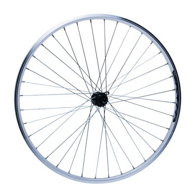 "REAR WHEEL  REMERX HIT 28"" HUB  FORMULA PT-32 / 36-holes White colour"