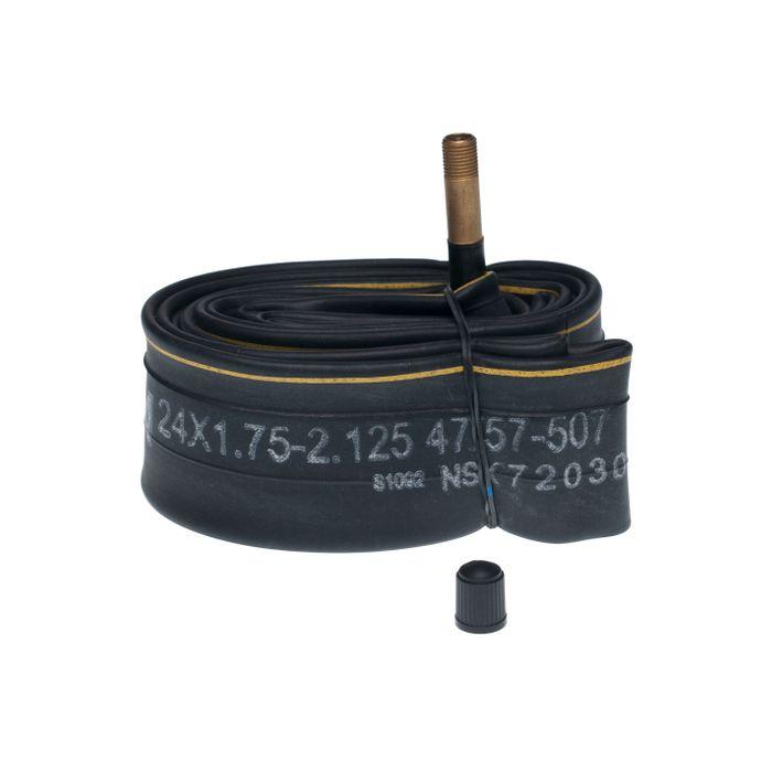 "DĘTKA ""KENDA"" MOLDED 24x1.75-2.125 47/57-507 A/V-48 mm"