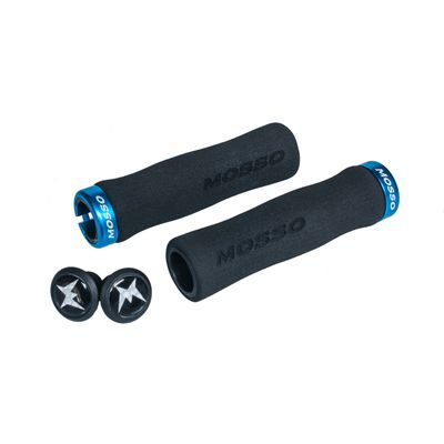 GRIP MOSSO GP-10 - 22,2/135mm - Blue