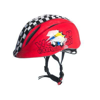 "CHILDREN' S HELMET  ""LIMAR 124"" RACING -45-54"