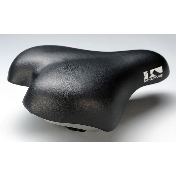 "SEAT ""M-WAVE"" KID - for bicycle 12""-16"" Black colour"