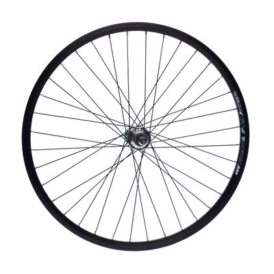 "REAR WHEEL -24"" RIM REMERX DRAGON L-719 MOUNTING ON NYPLE - Col. Black"