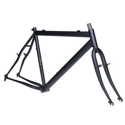 "FRAME MTB-26"" HI TEN -CR-MO  ""SCHAUFF"" with FORK  - 22"" ( 56cm)"