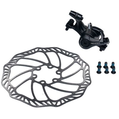 DISC BRAKE MECHANIC-PROMAX-BACK