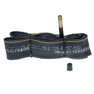 "DĘTKA ""KENDA"" MOLDED 26x1.75-2.125 (47/57-559) A/V-48 mm   - Auto wentyl AV-48 mm / wersja OM"