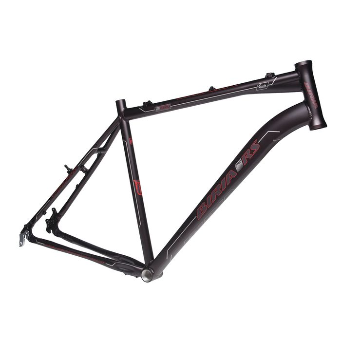 "FRAME  BIRIA PRO-RS 28"" HYDROFORM MEN' S  -CROSS/TREKKING Si ze:56cm/22""  Brown colour"