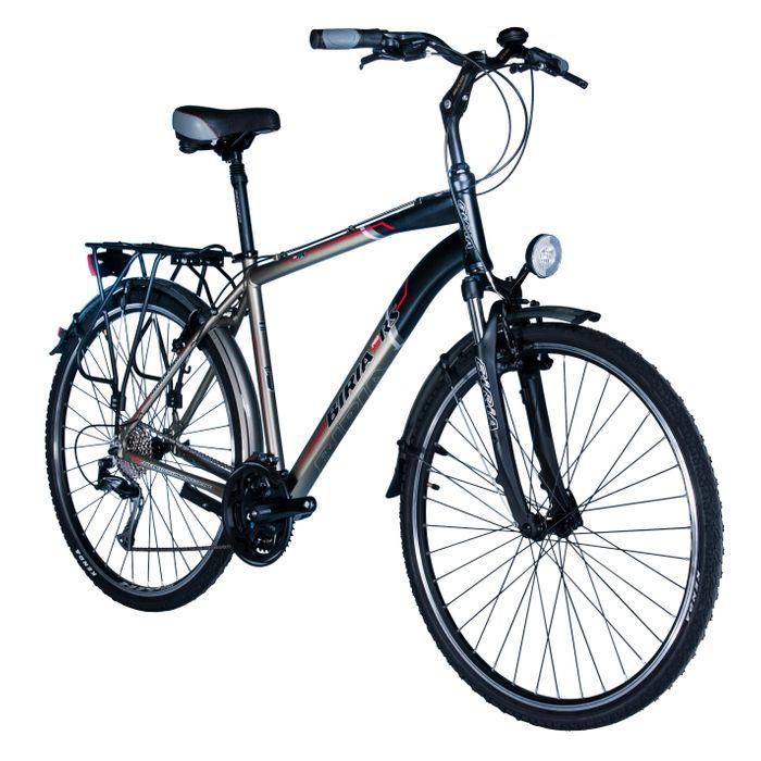 BICYCLE TREKINGOWY BIRIA SHIMANO ACERA/ALIVIO-3x8