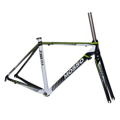 FRAME ROAD  MOSSO 730TCA with CARBON  FORK    - 500mm
