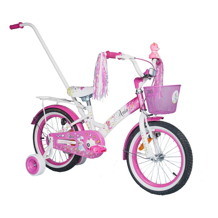 "CHILDREN'S BICYCLE  - 16"" ANIA"