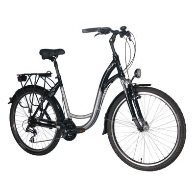 "BICYCLE   BIRIA CITY - 26"" ACERA / TX -3 x 7"
