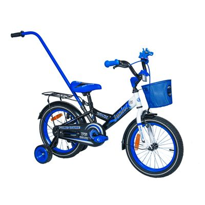 "CHILDREN'S BICYCLE- 16"" JUNIOR BLUE"