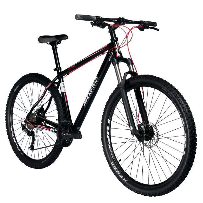 "BICYCLE MTB-29""MOSSO ODYSSEY-ALTUS 3x9-HAM.PROMAX"