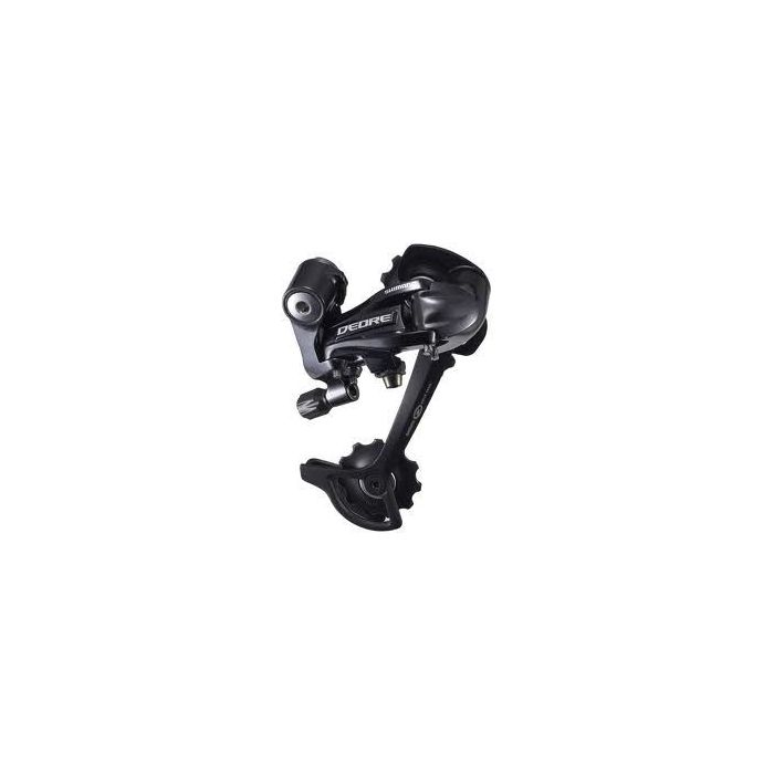 BAC DERAILLEUR DEORE 9 RZ. Black colour