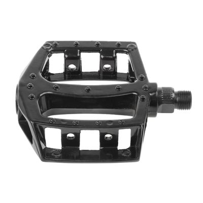 "PEDAŁY DO BMX-DIRT M-WAVE - 9/16""- ALU-CZARNE"