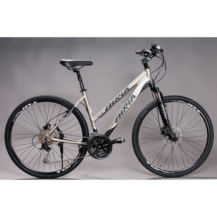 "BICYCLE   28"" CROSS LADIES -ACERA/ALIVIO 3x8-DISC KBRAKES"