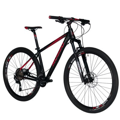 BIKE MTB-29 MOSSO 992PRO - SHIMANO DEORE/SLX-2x10 SUSPENSION FORK RST FIRST AIR