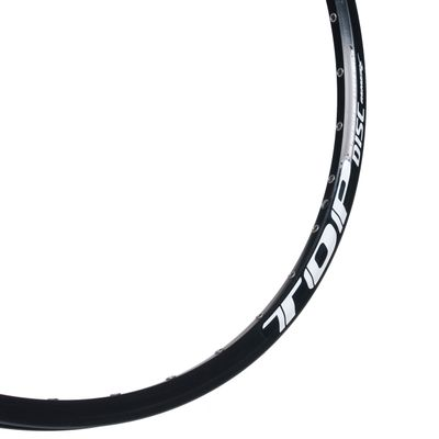 "RIM REMERX TOP DISC - 27,5""  (584 x 19)   Black colour, for DISC BRAKE - 36 holes"