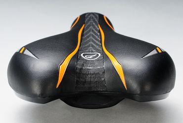 SIODŁO M-WAVE MOD.6502-28 Kol. Czarny / Oranż