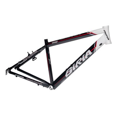 "FRAME 28"" TREKING-BIRIA-MEN ' S  17"" Black / White / Red Line"