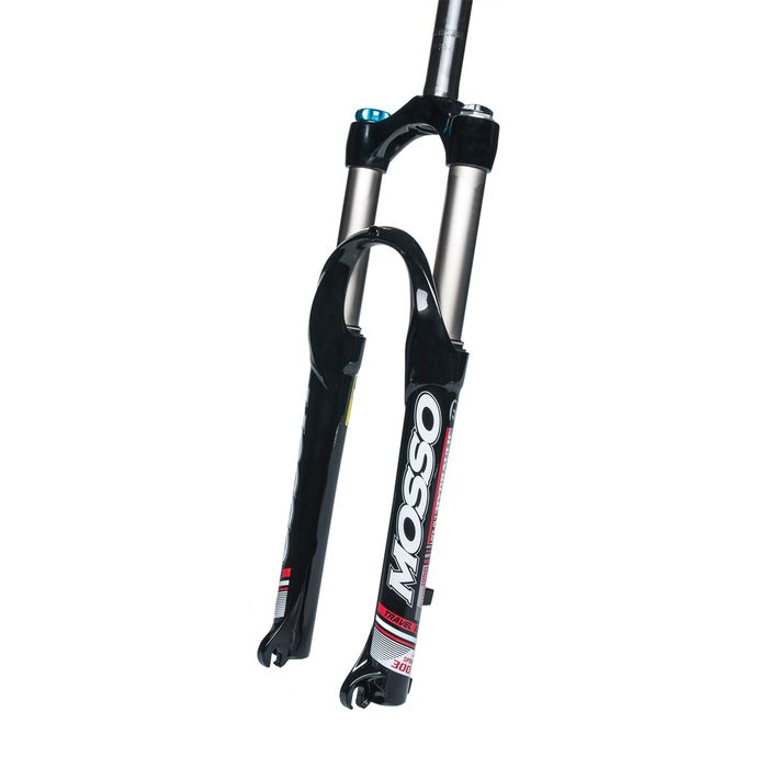 "SUSPENSION FORK  26"" SPINNER-300 LC Black"