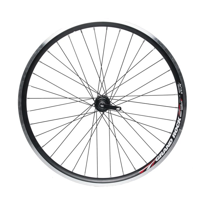"REAR WHEEL  -26""  RIM REMERX GRAND ROCK HUB FORMULA 8,9,10 -speed  Black"