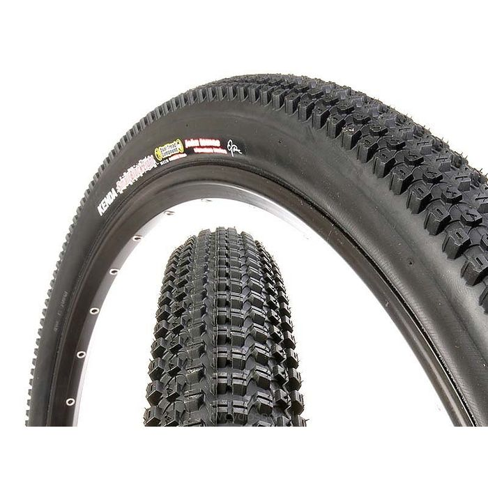 "TIRE  KENDA 27,5 X 2.10 ( 52-584) K-1047 ""SMALL BLOCK EIGHT"" 60 TPI BLACK"
