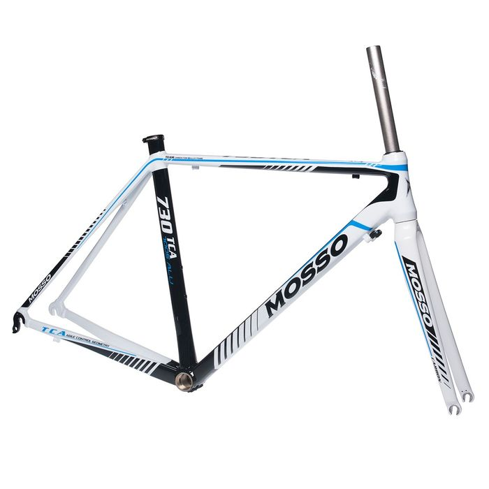 FRAME ROAD MOSSO 730TCA with CARBON FORK